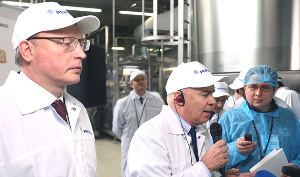 PepsiCo expands baby food production at its plant in Omsk, Russia