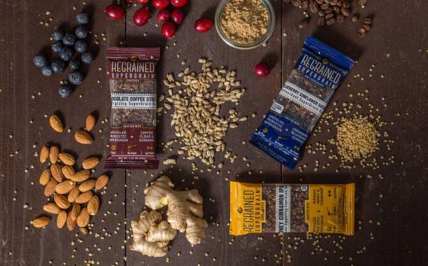 ReGrained releases snack bars made from unwanted grains