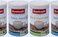 Rombouts expands its coffee portfolio with Fairtrade variants