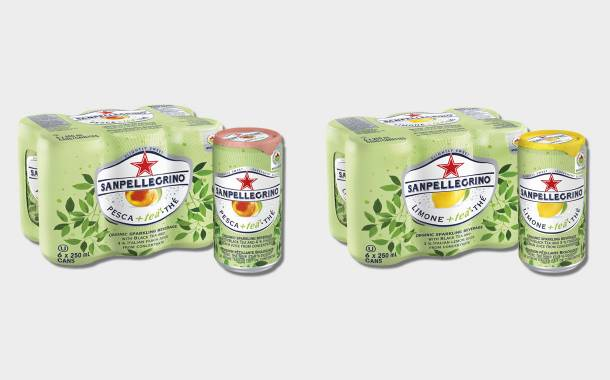 Nestlé's Sanpellegrino releases two iced tea flavours in Canada