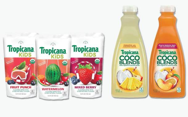 Tropicana creates two new juice ranges for the US market