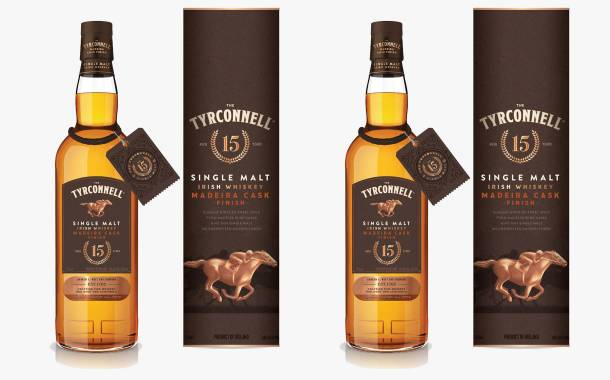 Beam Suntory releases a new limited-edition Irish whiskey