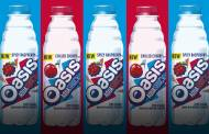 Coca-Cola European Partners debuts new Oasis water brand
