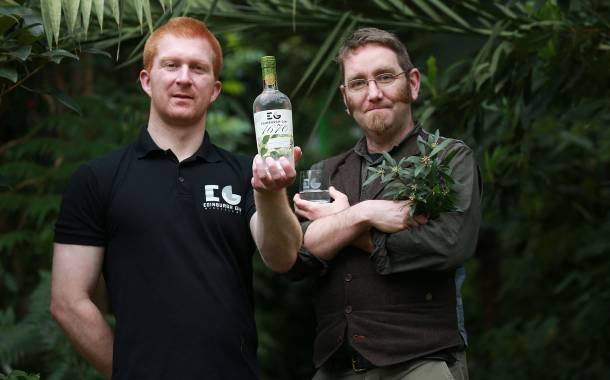 Edinburgh Gin and RBGE launch limited-edition bespoke gin
