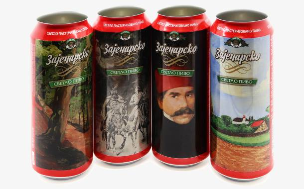 Ball and Heineken partner to create limited-edition cans