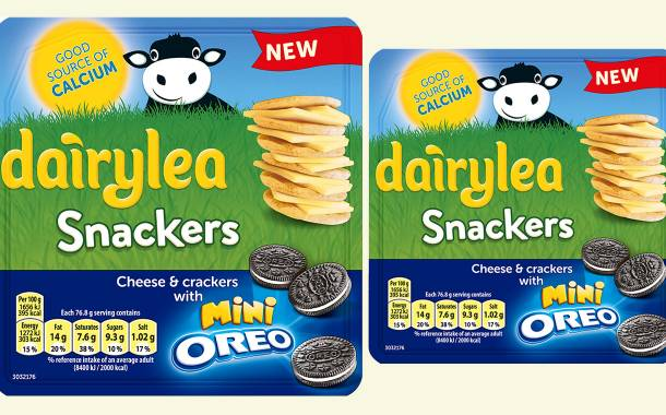 Mondelēz International launches Dairylea snack boxes with Oreos