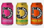 UK soft drinks brand Dalston's releases three new flavours