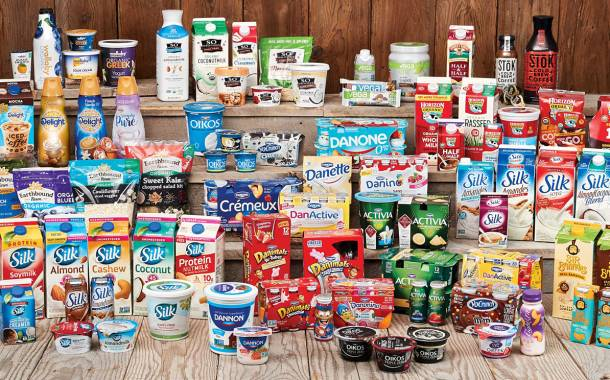 Danone drops WhiteWave name a year after completing merger