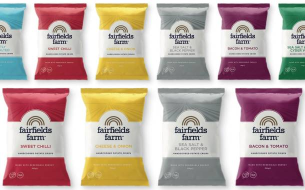 Fairfields Farm aims to highlight its origins with new packaging