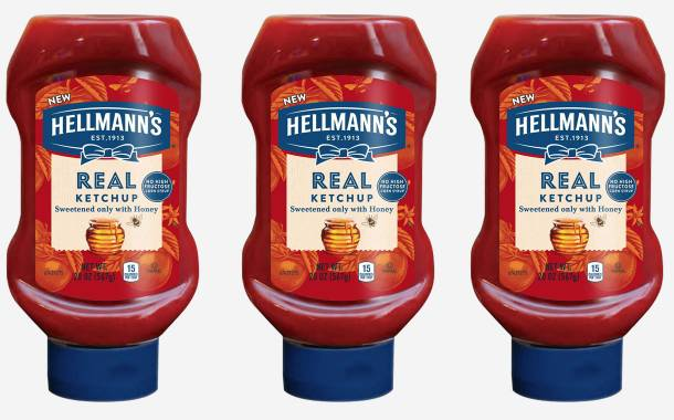 Unilever's Hellmann's set to release its first ketchup in the US