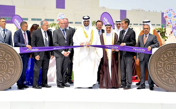 Mondelēz opens $90m biscuit production plant in Bahrain
