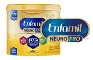 Mead Johnson launches US' 'first infant formula with MFGM'