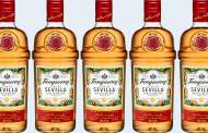 Diageo unveils new Tanqueray gin made from Seville oranges