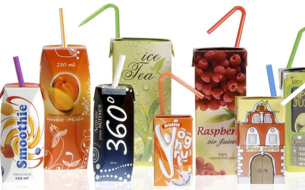 Tetra Pak to launch paper straws for its single-portion cartons