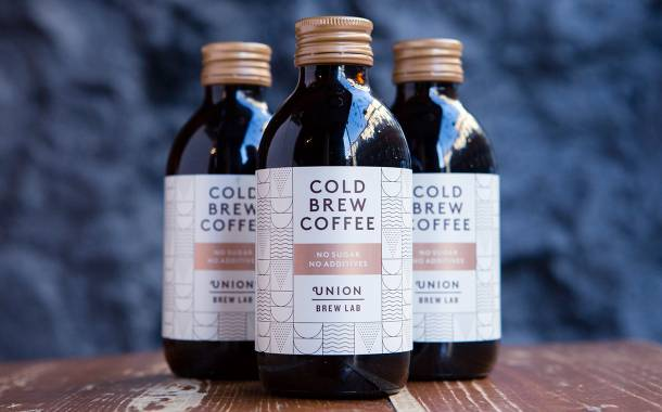 Union Hand-Roasted Coffee unveils single-source cold brew