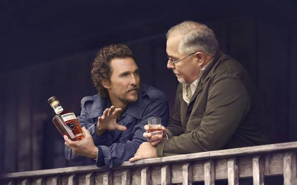 Matthew McConaughey and Wild Turkey introduce new bourbon