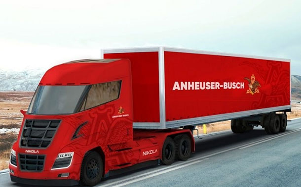 Anheuser-Busch fuels green goals with new hydrogen trucks