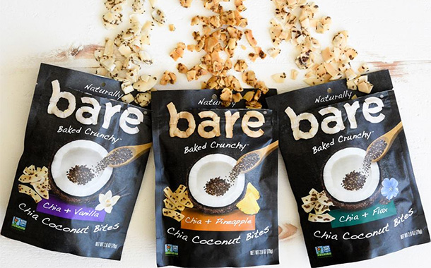 PepsiCo purchases US vegetable and fruit crisp maker Bare Snacks