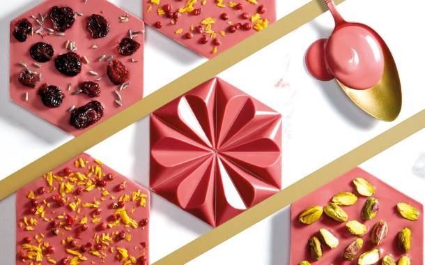 Barry Callebaut to release new ruby chocolate product in China