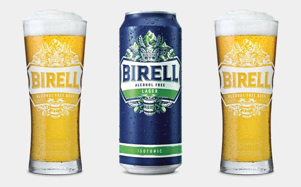 Carlsberg launches new alcohol-free beer brand called Birell