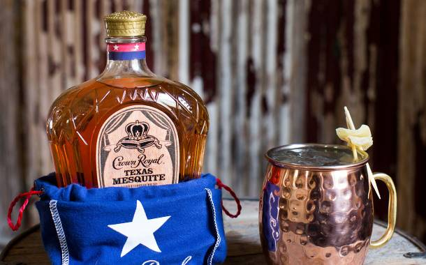 Diageo-owned Crown Royal releases limited-edition whisky