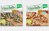 Freschetta launches two new gluten-free pizzas in the US