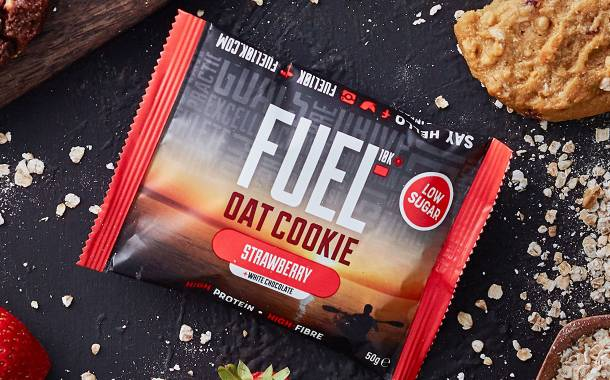 Fuel10K launches new high-protein breakfast cookies