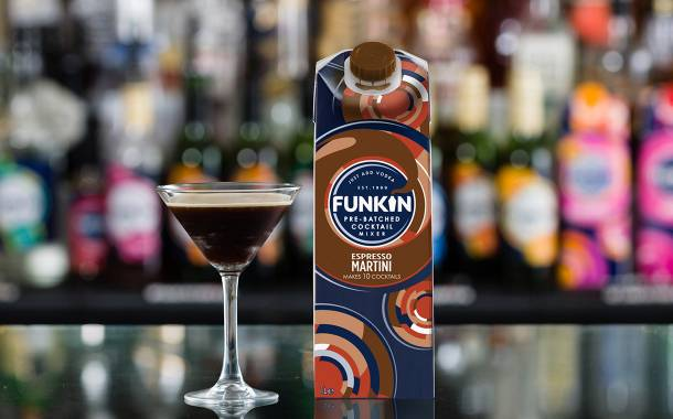 AG Barr's Funkin introduces an espresso martini cocktail mixer