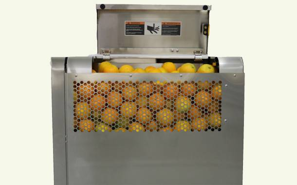 JBT's new Multi Fruit Juicer offers a '66% increase in juice output'