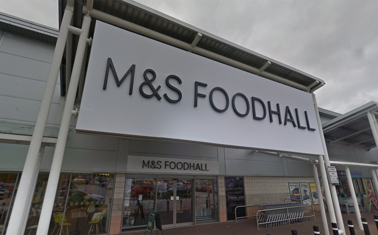 Marks and Spencer to shut over 100 stores in the next four years