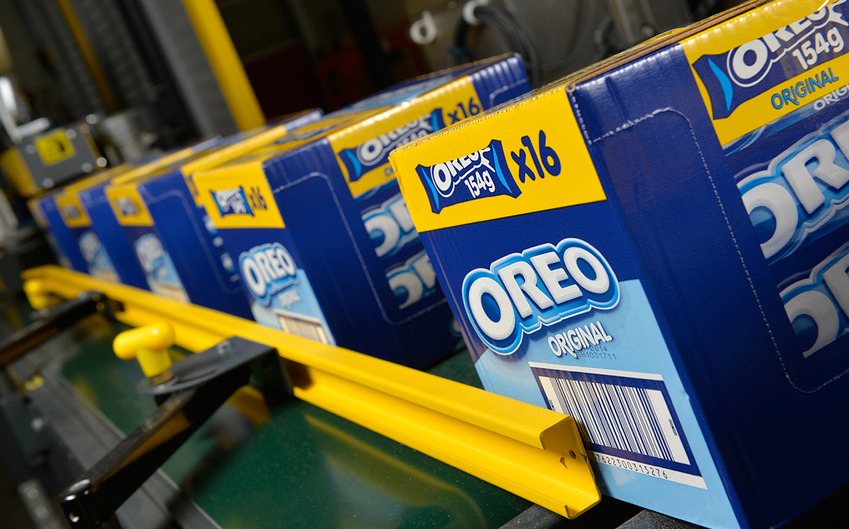 Strong demand in North America offsets weakness elsewhere in Mondelēz Q2 results