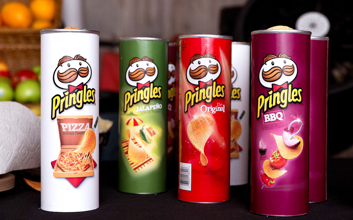 Kellogg updates packaging aims and seals Pringles recycling deal