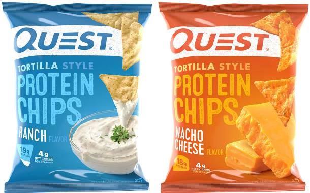 Quest Nutrition introduces range of tortilla-style protein chips