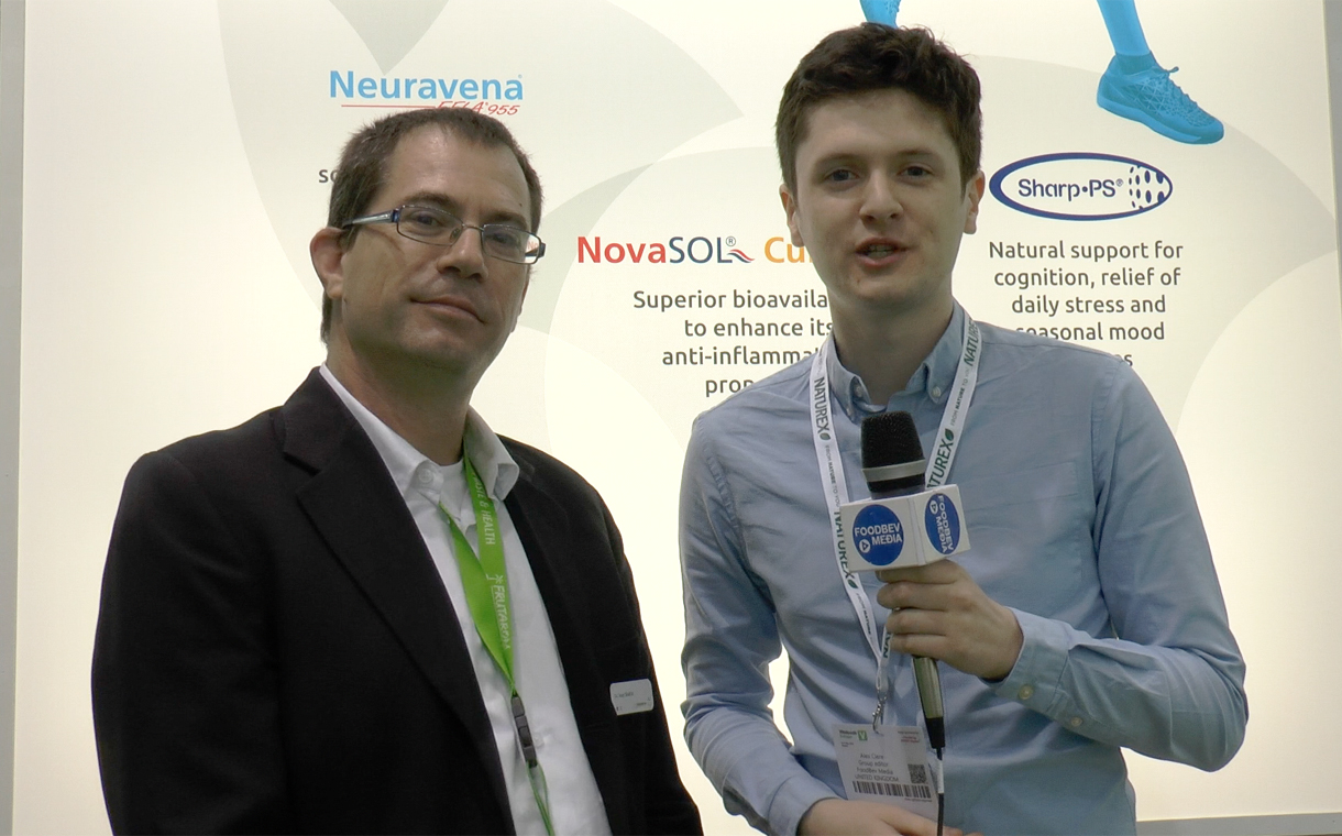 Interview: Future of Neuravena 'very promising', says Frutarom