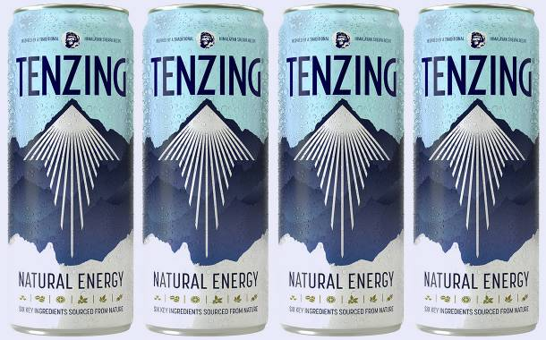 Tenzing energy drink unveils new look and advertising campaign