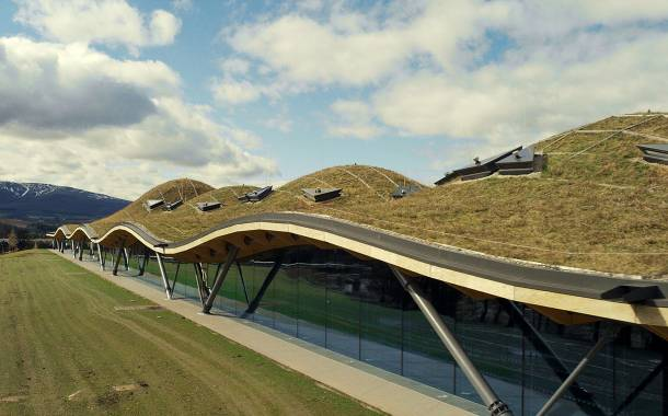 Edrington opens new Macallan distillery after £140m investment