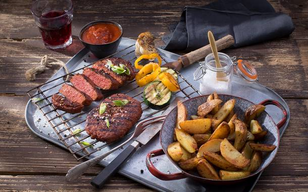 Meat alternative brand Vivera unveils 100% plant-based steak