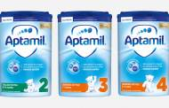 Danone's Aptamil brand unveils new patented infant formulas