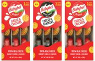 Babybel boosts in snack offering with new Cheese & Crackers line