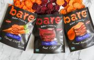 Bare Snacks introduces a new range of vegetable snacks