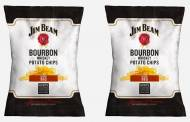 Burts Chips and Jim Beam release limited edition barbecue crisps