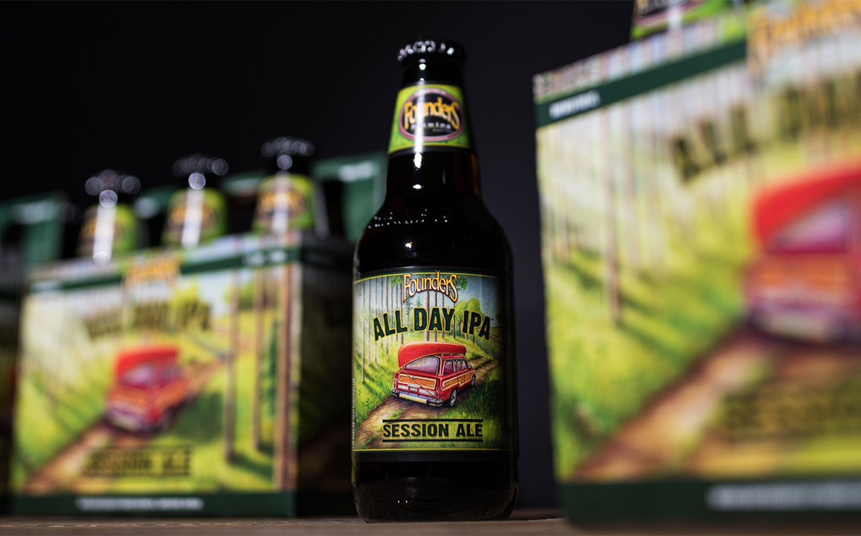 Mahou Group acquires majority stake in Founders Brewing