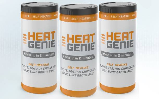 HeatGenie raises $6m to bring its self-heating drink cans to market