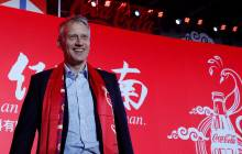 Coca-Cola opens new production plant in Yunnan, China