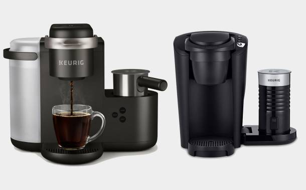 Keurig releases two new 'all-in-one' coffee machines in the US