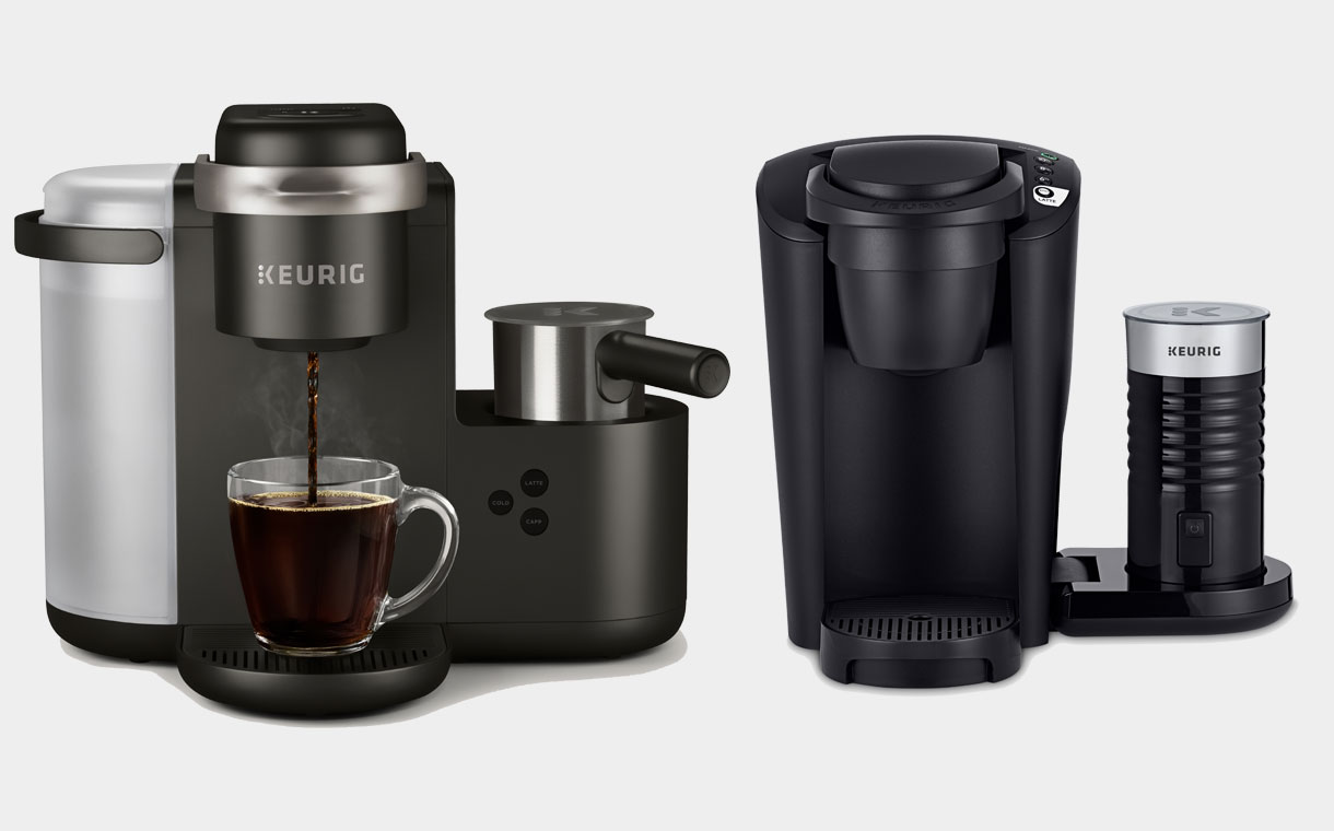 Keurig Releases Two New All In One Coffee Machines In The Us