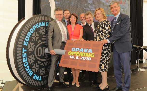 Mondelēz International invests $200m in its Opava biscuit plant