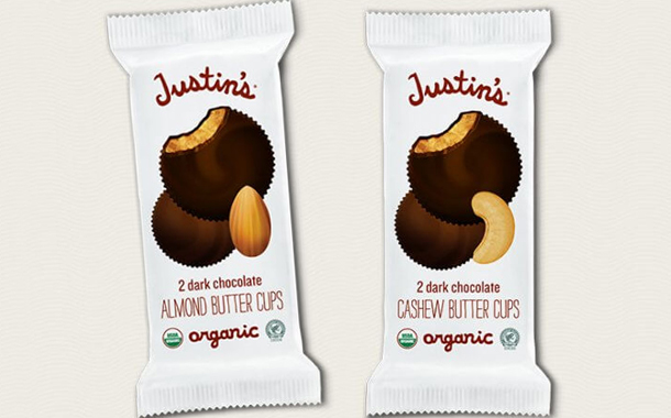 Hormel Foods launches new Justin's nut butter cups