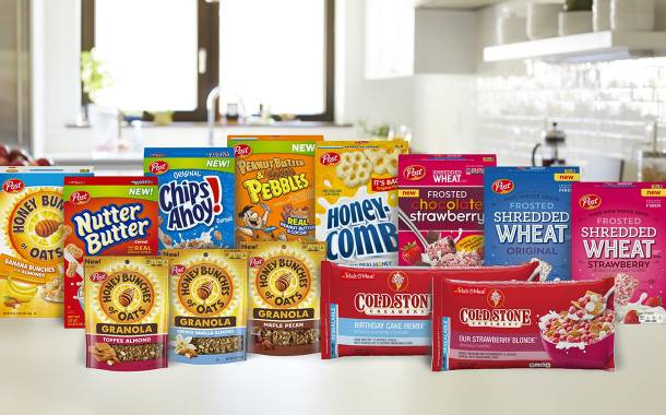 Post Consumer Brands unveils new breakfast cereal releases