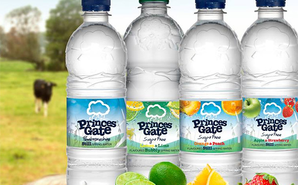 Nestlé Waters buys stake in UK-based Princes Gate Spring Water